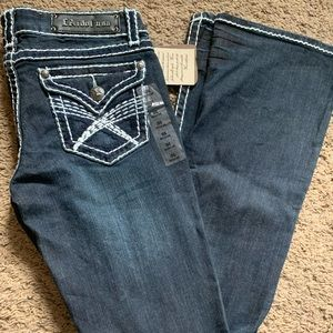 NWT LA IDOL jeans